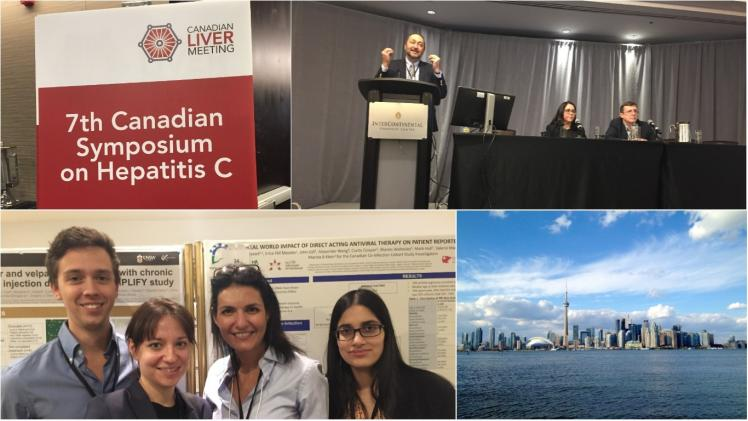 Toronto Canadian Liver Meeting 2018